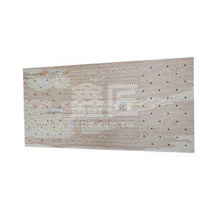 TW6-001落葉松洞洞板(木)-大小洞共用板系列