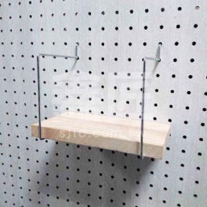 洞洞板配件-C型層板架